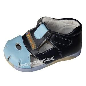 Кожени сандалки Коко
