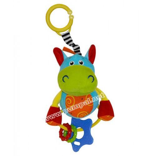 Дрънкалка гризалка Hippo