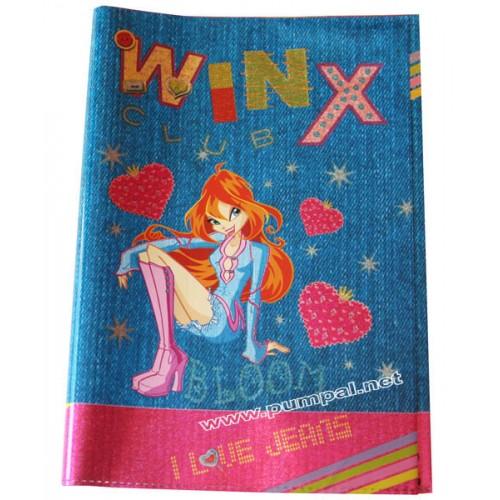 Подвързия Winx А 4