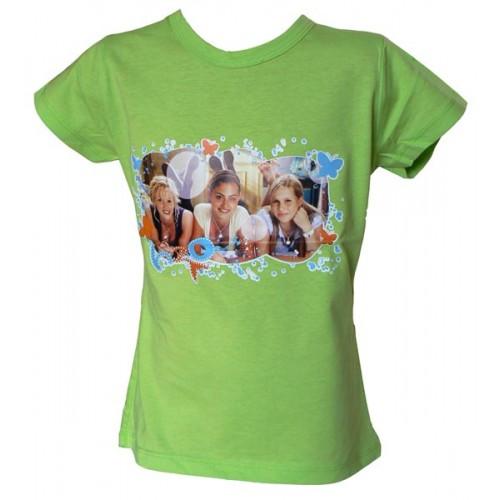 Тениска с русалките