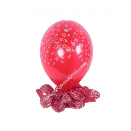 Балон I love you