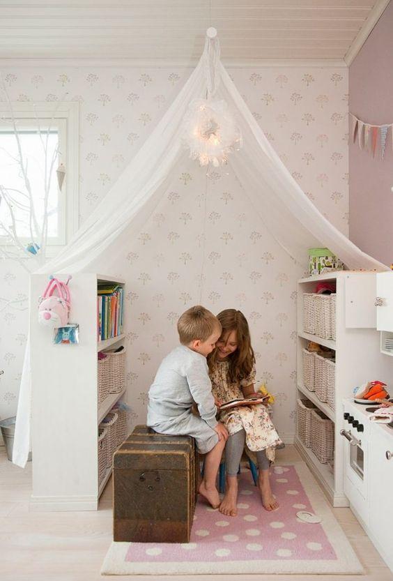 Как да декорираме детската стая?