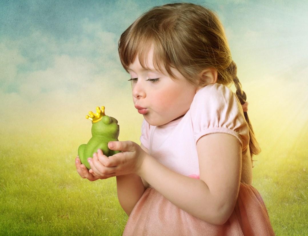 Роклята прави от всяко момиченце истинска принцеса
