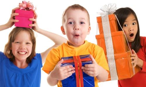 Как да изберете оригинален подарък за вашето дете?