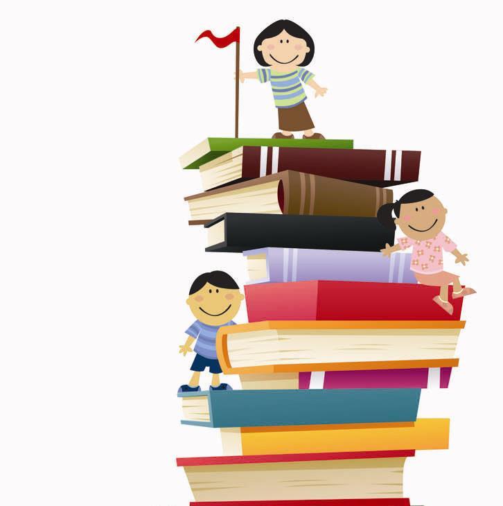 Защо е важно децата да четат книжки от малки?